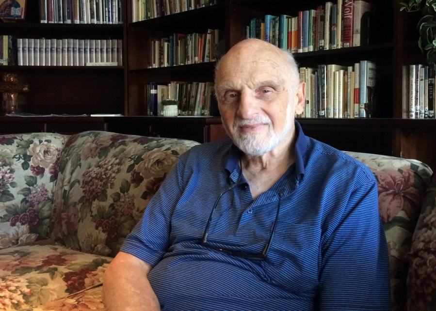 "Theologian Walter Brueggemann explains the ""Jubilee"" initiative to wipe out debts of Cincinnati's poorest residents."